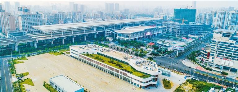 万和城平台账号承建项目-海口汽车客运总站竣工.jpg